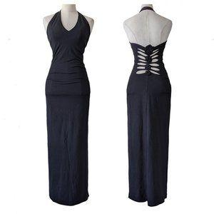 JEAN PAUL GAULTIER SOLEIL Maxi Dress M